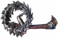 AVP-R: Wolf Predator - Whip (Molded)