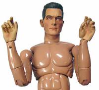Terminator 2: T-1000 - Nude Figure