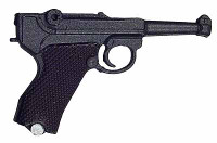 Indiana Jones: Arnold Toht - Pistol (Luger)
