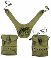 Gilbert Roe - Y Harness & Pouches