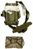Gilbert Roe - Airborne Parachute w/ Reserve