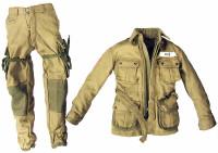 Gilbert Roe - Airborne Uniform