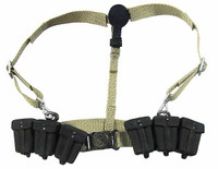Indiana Jones: Indiana Jones in German Disguise - Belt, Y-Strap & Ammo Pouches