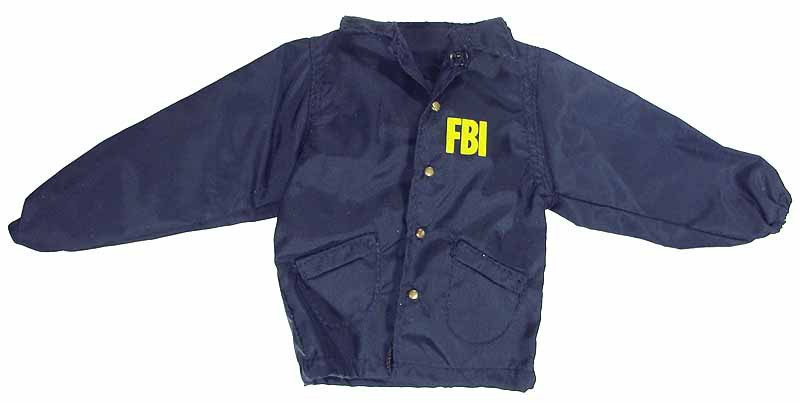 a9fd6b40e X-Files: Agent Fox Mulder - FBI Jacket (Sideshow Exclusive)