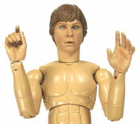 Star Wars: Luke Skywalker Jedi Knight - Nude Figure