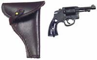 Indiana Jones: Indiana Jones - Revolver w/ Holster