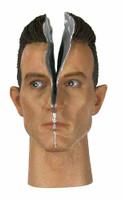 Terminator 2: Judgement Day: T-1000 - Bullet Damage Head