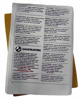 Ghostbusters: Winston Zeddemore - Newspaper (Molded)