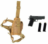 G.I. Joe: Flint - Pistol w/ Leg Holster