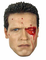 Terminator 1: T-800 - Damaged Head