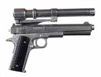 Terminator 1: T-800 - Pistol w/ Scope