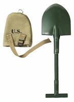 WWII Bastogne 1944 - Shovel