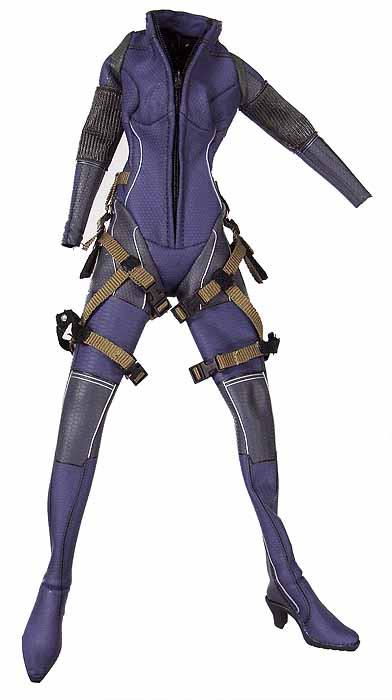 Resident Evil 5 Jill Valentine Battle Suit Jumpsuit