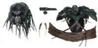 Predators: Tracker Predator - Head w/ Mask & Body Armor (See Note)