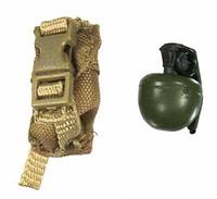 USAF Pararescue Jumper - Frag Grenade w/ Pouch