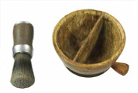 Sweeney Todd - Shaving Bowl & Brush