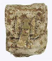 US Navy NSW Marksman - Machine Gun Ammo Pouch