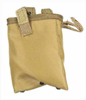 US Army Ranger Gunner In Afghanistan - Dump Pouch