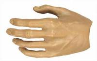 US Army Ranger Gunner In Afghanistan - Left Open Hand