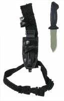 G.I. Joe: General Hawk - Knife w/ Leg Sheath