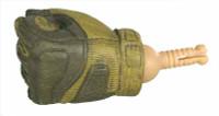 G.I. Joe: General Hawk - Left Gloved Fist
