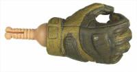 G.I. Joe: General Hawk - Right Gloved Gripping Hand
