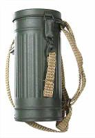 Feldgendarmerie Des Heeres 1945 - Gasmask Canister