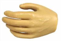 Astacius the Retiarius - Left Relaxed Hand