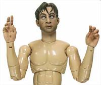 Frankenstein: Fritz - Nude Figure