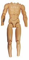 G.I. Joe: Rock & Roll - Nude Body (New Design)