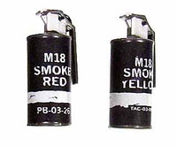 G.I. Joe: Rock & Roll - Smoke Grenades