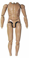 BBK Cowboy - Nude Body w/ Hand Joints
