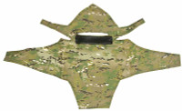 Camo Ninja Uniform & Accessory Set - Camo Face Mask