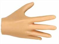 Military Fun - Right Spread Finger Hand