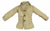 Dead Cell: Abigail Van Helsing - Tan Jacket / Shirt