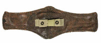 Dead Cell: Abigail Van Helsing - Leather Waist Band