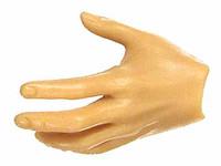 Riza Miyamoto - Left Open Hand