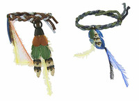 Avatar: Jake Sully - Armbands w/ Feathers