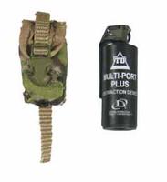 US Army in Afghanistan M249 SAW Gunner - Flash Grenade w/ Pouch