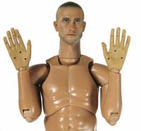 USMC Persian Gulf War - Nude Figure w/ Hands and Feet