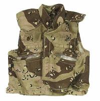 USMC Persian Gulf War - Desert Camo Tan Vest