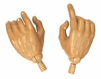 James Dean Cowboy - Hands w/ Joints