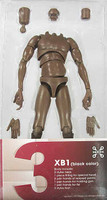 X-Series Nude: African American XB1 - Boxed Figure