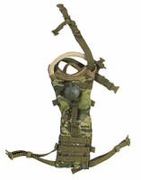 US Army ISAF Soldier in Afghanistan - Water Bladder
