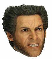 X-Men Last Stand: Wolverine - Head (No Neck Joint) (Limit 1)