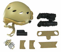 VH: Navy SEAL DEVGRU - Helmet w/ Accessories