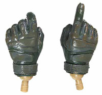 VH: US Army EOD - Gloved Hands