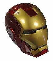Iron Man 3: Tony Stark - Helmet (No Neck Joint)