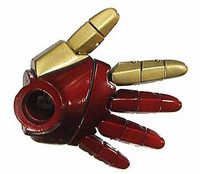 Iron Man 3: Tony Stark - Right Armored Repulsor Hand