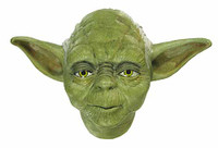 Star Wars: Yoda Jedi Master - Head (Relaxed)